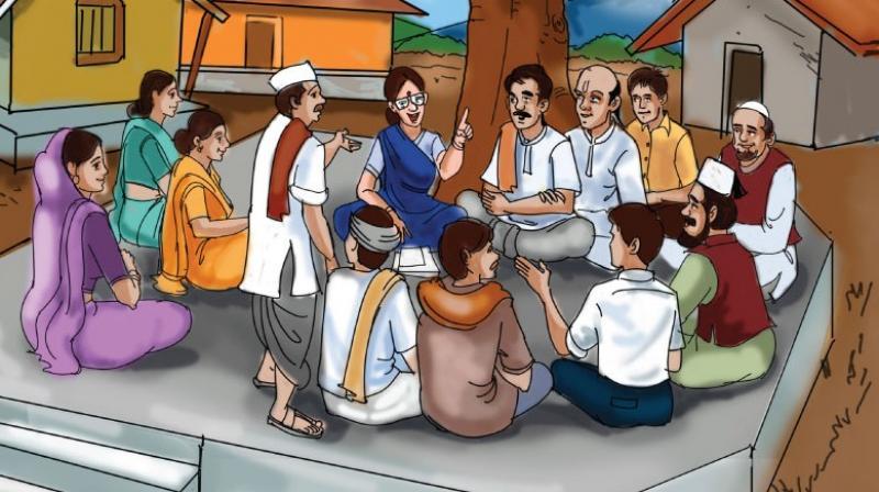rti gram panchayat